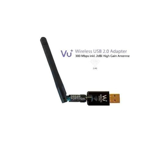 Vu+ Wireless USB 2.0 Adapter 300 Mbps