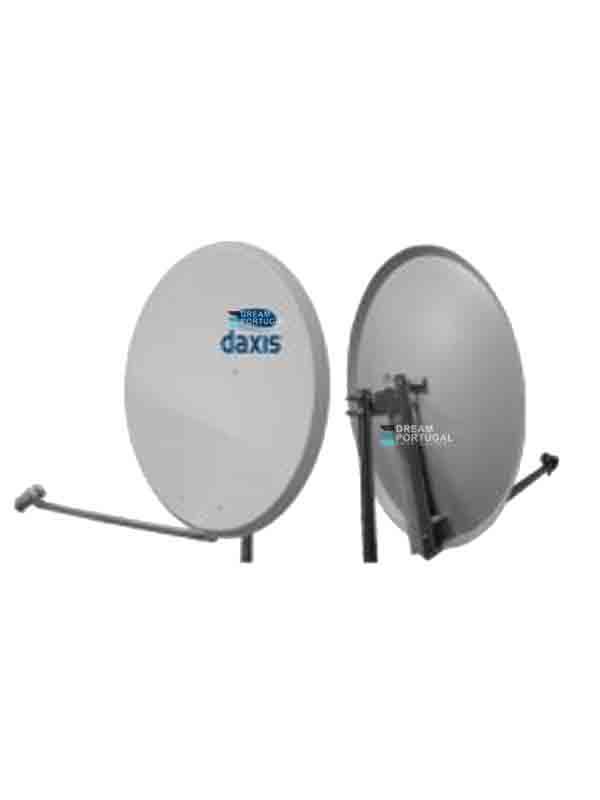 Satellite aluminium dish 120cm TR - Daxis