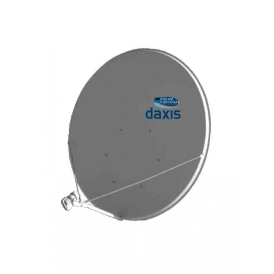 Satellite aluminium dish 120cm SP - Daxis