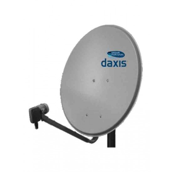 Satellite aluminium dish 60cm PO - Daxis