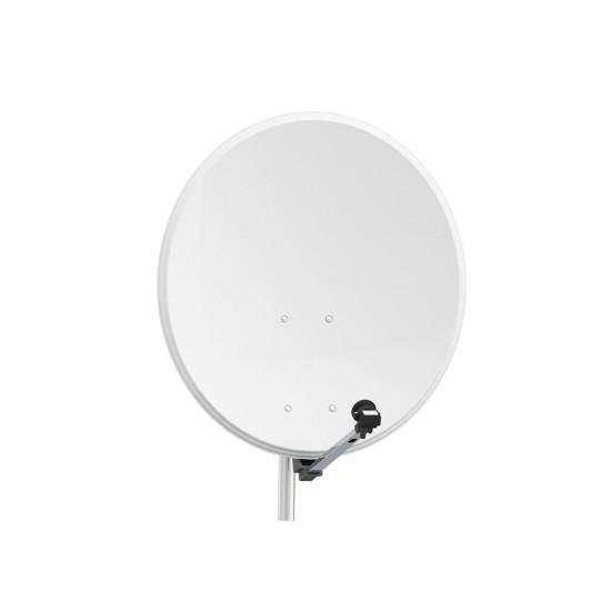 Satellite aluminium dish 80cm PO - Daxis