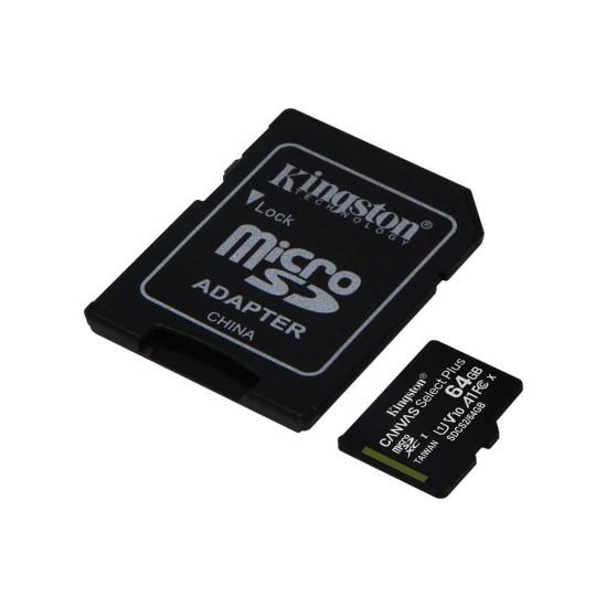 Kingston Canvas Select Plus SDCS2/64GB