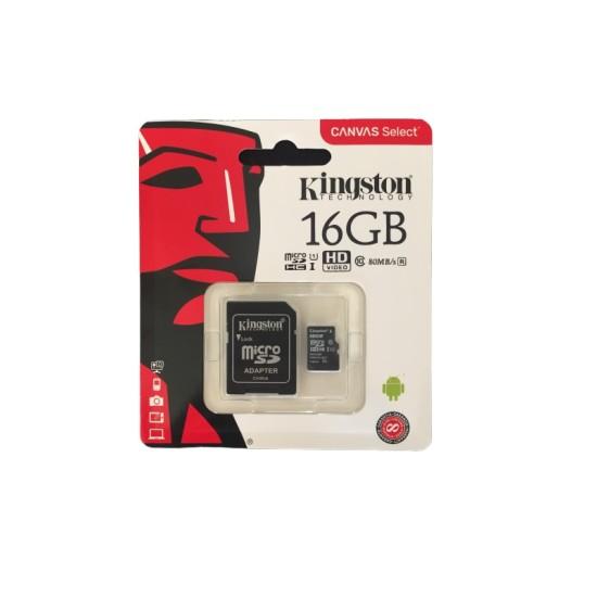 Kingston Micro SDHC SDCS/16GB