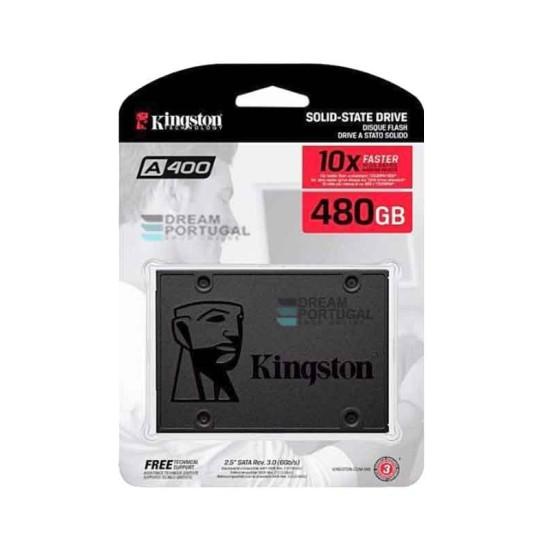 Kingston A400 SSD 480GB