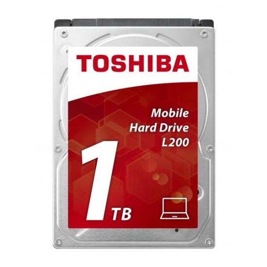 """Toshiba L200 2,5"""" 1TB Hard Drive"""