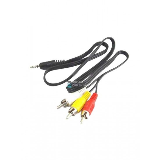 Jack 3,5mm to RCA Cable