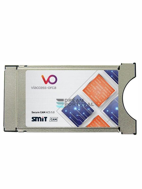 SMIT Viaccess Orca Secure Dual CAM ACS 5.0