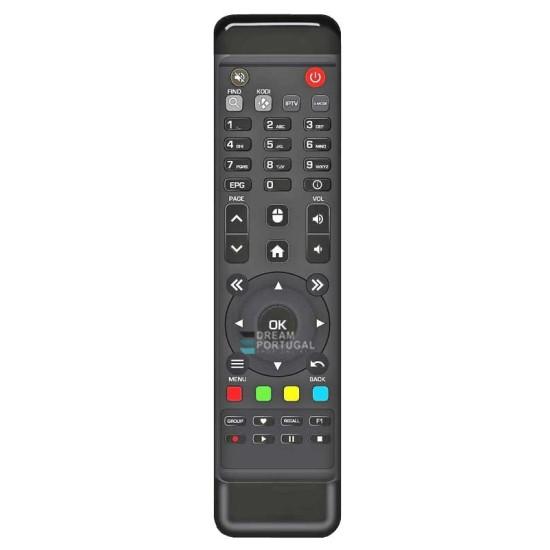 Amiko A4/A5 Remote Control