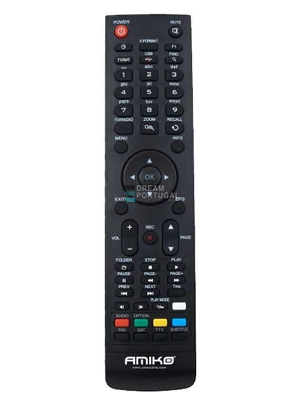 Amiko Universal Remote Control