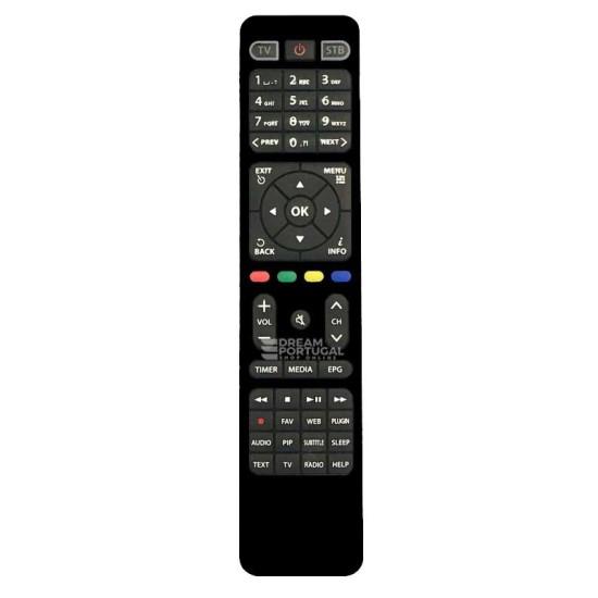 Atemio AM 6000 HD Remote Control