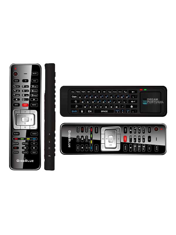 Gigablue Qwerty Remote Control