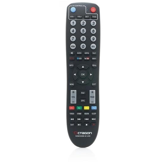 Octagon SX88 4K UHD DVB-S2