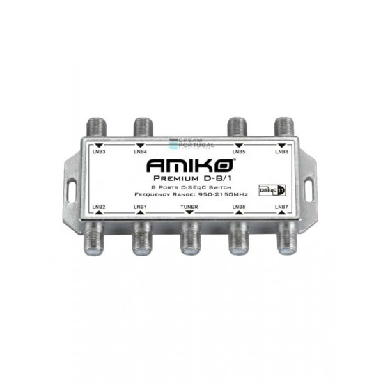 Amiko Premium D-8/1