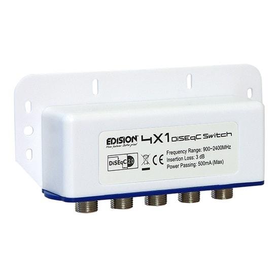 Edision DiseqC Switch 4x1