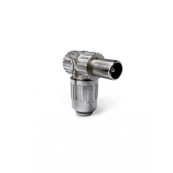 Shielded Connector IEC Male