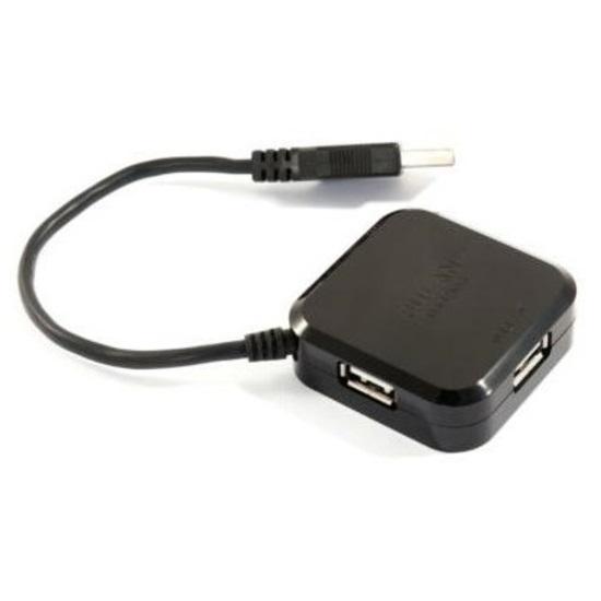 Fulan 4 Port USB 2.0 Hub Mini