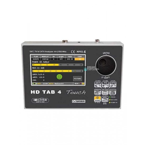 Rover HD TAB 4 Touch