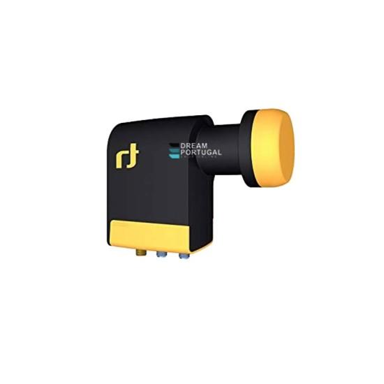 Inverto Unicable Quad 40mm LNB