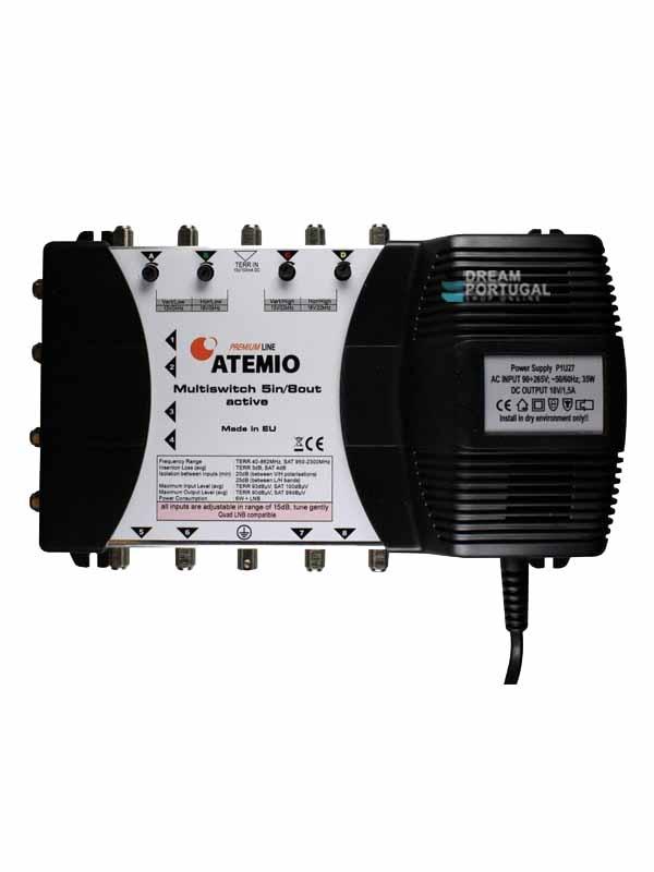 Atemio Multiswitch 5/8 Premium Line