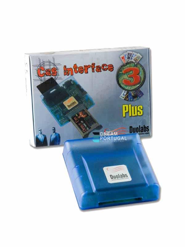 "Cas Interface 3 Plus USB ""New"""