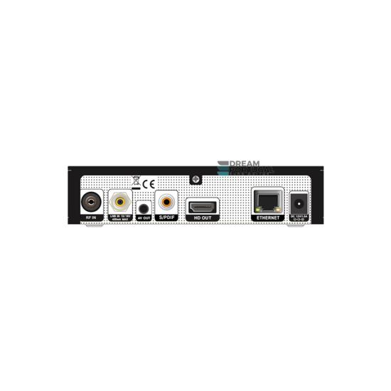 Amiko Mini 4K UHD Combo