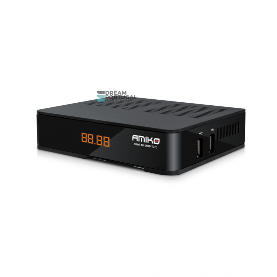 Amiko Mini 4K UHD T2/C