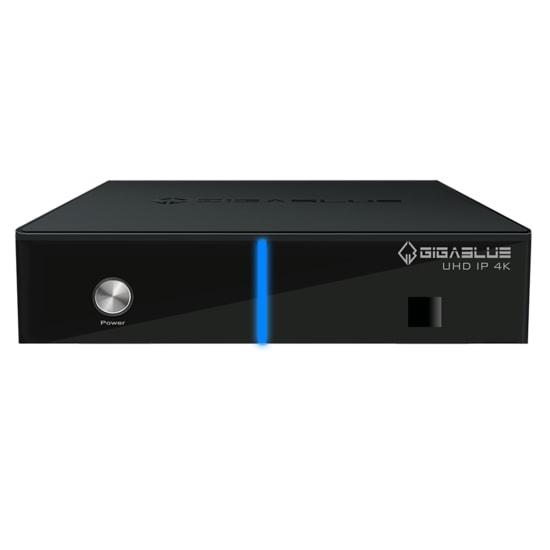 GigaBlue UHD IP 4K Single DVB-S2x
