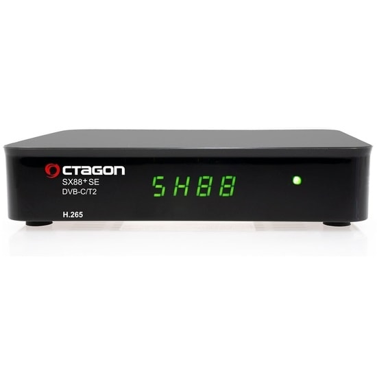 Octagon SX88+ SE DVB-C/T2