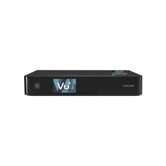 Vu+ Uno 4K SE FBC DVB-C