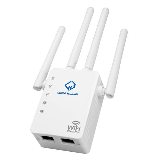 GigaBlue Ultra Repeater 1200Mbps 2.4 & 5 GHz
