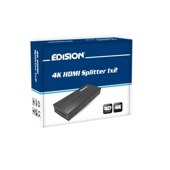 Edision 4K HDMI Splitter 1x2