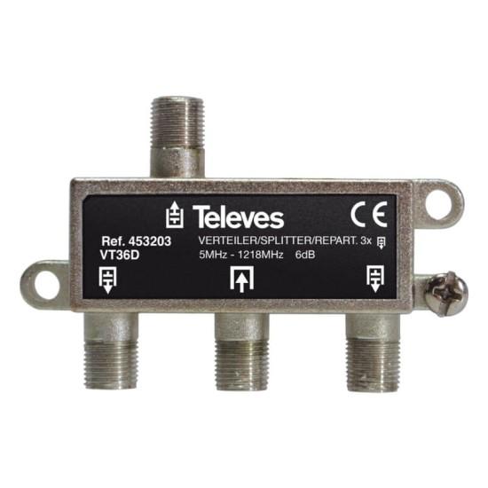 Televes F 3D Splitter