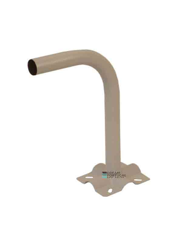 Daxis Painted Wall/Mast Bracket 32mm