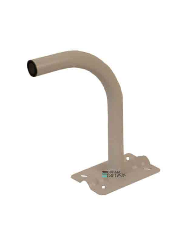 Daxis Painted Wall/Mast Bracket 40mm