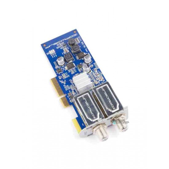 Dreambox DVB-S2X Multistream FBC Twin Tuner