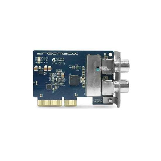 Dreambox Dual Tuner DVB-C/T2