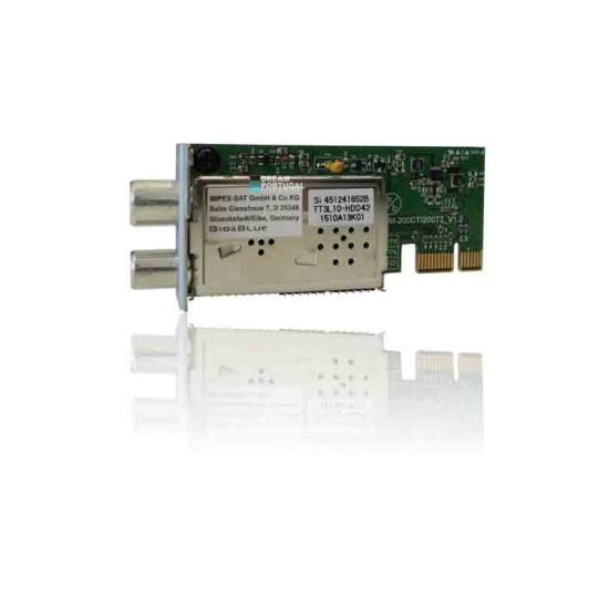 GigaBlue Dual DVB-C/T Hybrid Tuner
