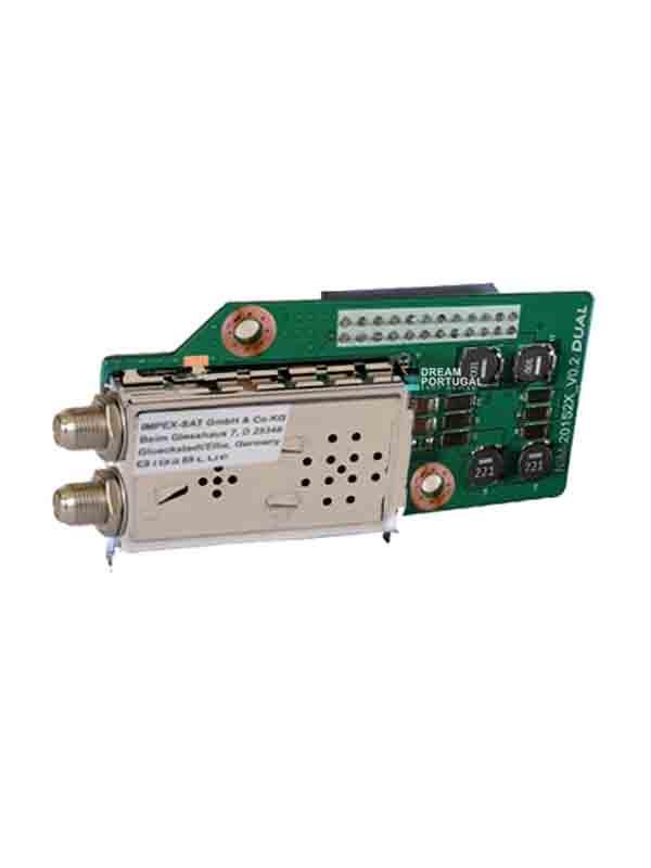 GigaBlue Dual DVB-S2X Tuner