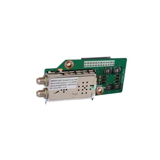 GigaBlue Single DVB-S2X Multistream Tuner