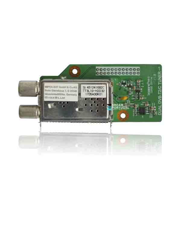 Gigablue Dual DVB-C/T2 Tuner v.2 (H.265)