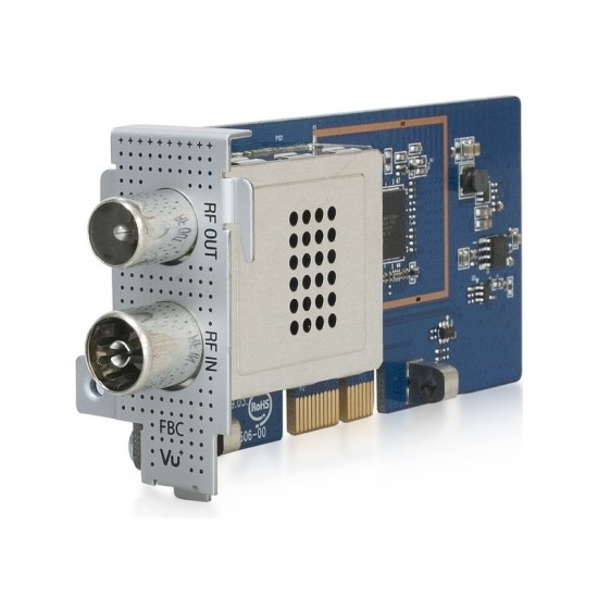 Vu+ FBC DVB-C V2 Tuner