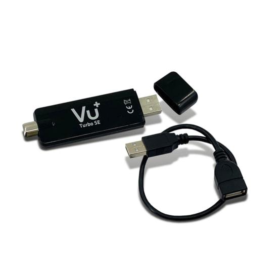 Vu+ Turbo SE Combo DVB-C/T2 Hybrid USB Tuner