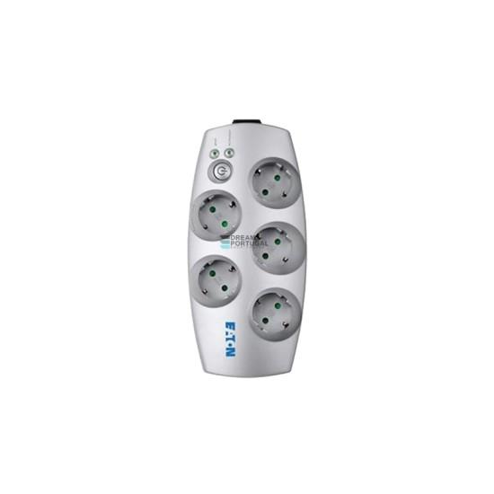 Eaton Protection Box 5 TEL@+TV DIN